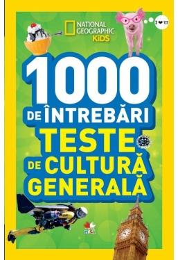 1000 de intrebari. Teste de cultura generala. Vol. 3