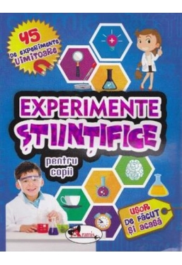 Experimente stiintifice