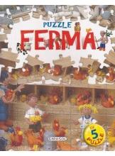 5 puzzle. Ferma.