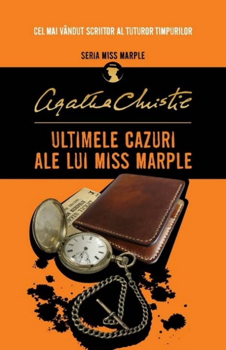 Ultimele cazuri ale lui miss marple - Carte in tavola agatha christie pdf ...