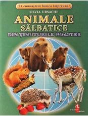 Animale salbatice din tinuturile noastre fise