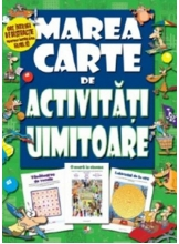 MAREA CARTE DE ACTIVITATI UIMITOARE