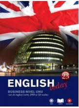 English Today v.23 +CD DVD