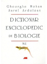 Dictionar Enciclopedic de Biologie. Vol.2 (M-Z)