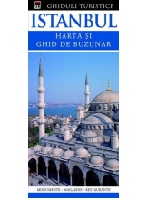 Istanbul. Harta si ghid de buzunar