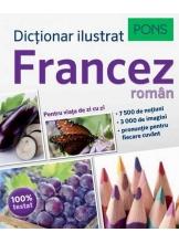 Dictionar ilustrat francez-roman.Pentru viata de zi cu zi. Pons