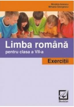 Limba romana cl.7 Exercitii