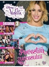 Disney Violetta. Povestea succesului. Sezonul 3