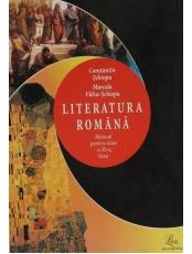 Literatura romana Manual pentru clasa a XI-a, liceu