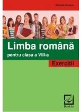Limba romana cl.8 Exercitii