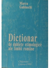 Dictionar de dublete etimologice ale l.romane
