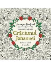 Craciunul Johannei.Carte de colorat de sarbatori
