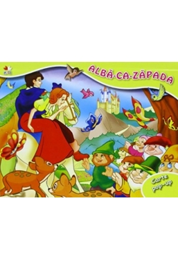 Alba-ca-Zapada Carte pop-up