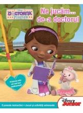 Doctorita Plusica. Ne jucam de-a doctorul