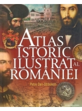 Atlas istoric ilustrat al Romaniei. reeditare