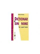 Dictionar de sinonime. Lexic, expresii
