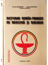 Dictionar roman-francez de medicina si biologie