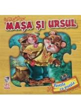 Povesti cu puzzle: Masa si ursul