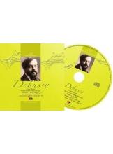 Mari compozitori-30 Debussy +CD