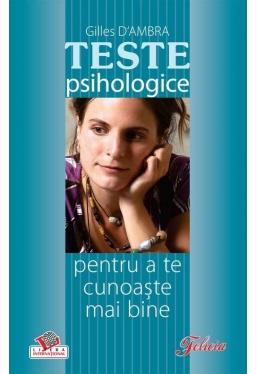 Teste psihologice pentru a te cunoaste mai bine