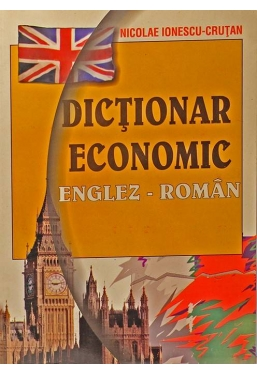 Dictionar economic englez-roman