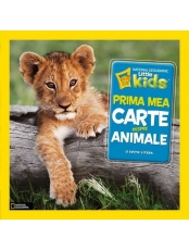 National Geographic kids. Prima mea carte despre animale