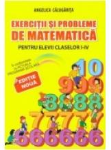 Exercitii si probleme de matematica clasele a 1-4