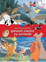 Disney Audiobook. Cele mai frumoase povesti clasice cu animale +CD