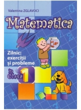 Matematica Zilnic exercitii si probleme cl. 1