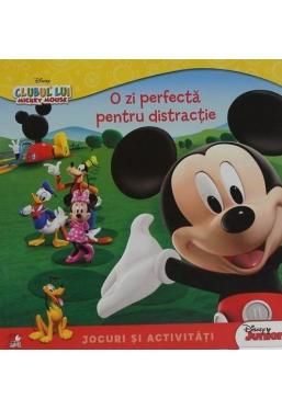 Disney. Clubul lui mickey mouse. O zi perfecta pentru distractie