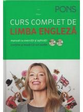 Curs complet de limba engleza. Manual cu exercitii si aplicatii. Pons