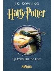 Harry Potter si Pocalul de Foc Vol 4