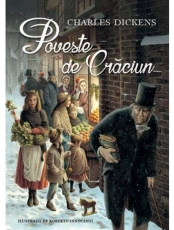 POVESTE DE CRACIUN. Charles Dickens. reeditare