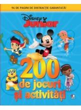 Disney. 200 jocuri si activitati