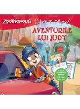 Citesc si ma joc. Zootropolis. Aventurile lui Judy