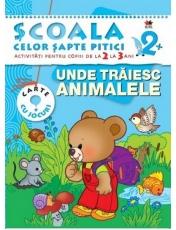 SCSP Unde traiesc animalele 2-3 ani 2+