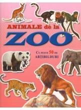 Animale de la zoo. Cu peste 50 de abtibilduri