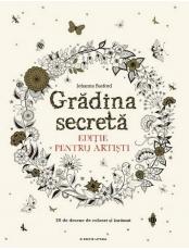 Gradina secreta Editie pentru artisti