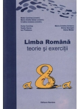 Limba romana. Teorie si exercitii cl.8