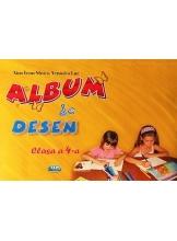 Album de desen cl. 4