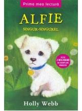 Prima mea lectura. Alfie, singur-singurel.
