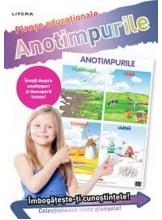 ANOTIMPURILE (planse educationale infoliate)