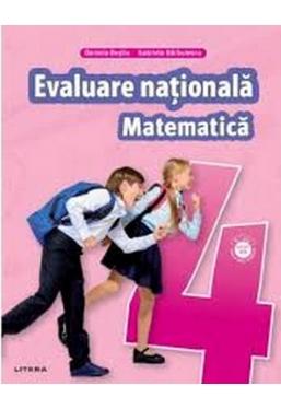 MATEMATICA. Teste pentru evaluarea nationala. Clasa a IV-a