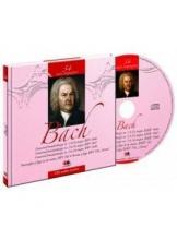 Mari compozitori-34 Bach +CD