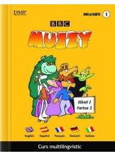 Muzzy vol.1 +DVD