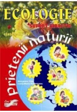 Ecologie. Suport didactic pentru clasele 3-4