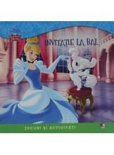 Disney. Palace pets. Invitatie la bal