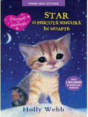 Prima mea lectura. Star, o pisicuta singura in noapte.