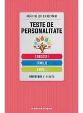 TESTE DE PERSONALITATE.DRAGOSTE