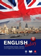 English Today v.8 +CD DVD